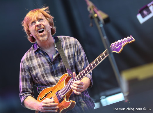Phish @ The Gorge Amphitheatre - 7/26/2013 | Photo by Jimmy Grotting / Live Music Blog